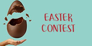 Easter contest - Restaurant The Wish